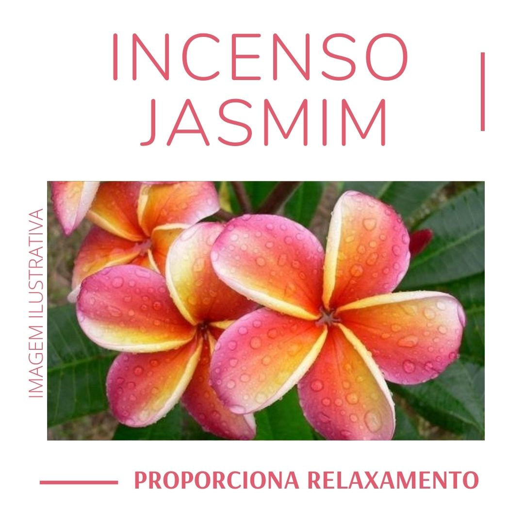 Incenso Jasmin
