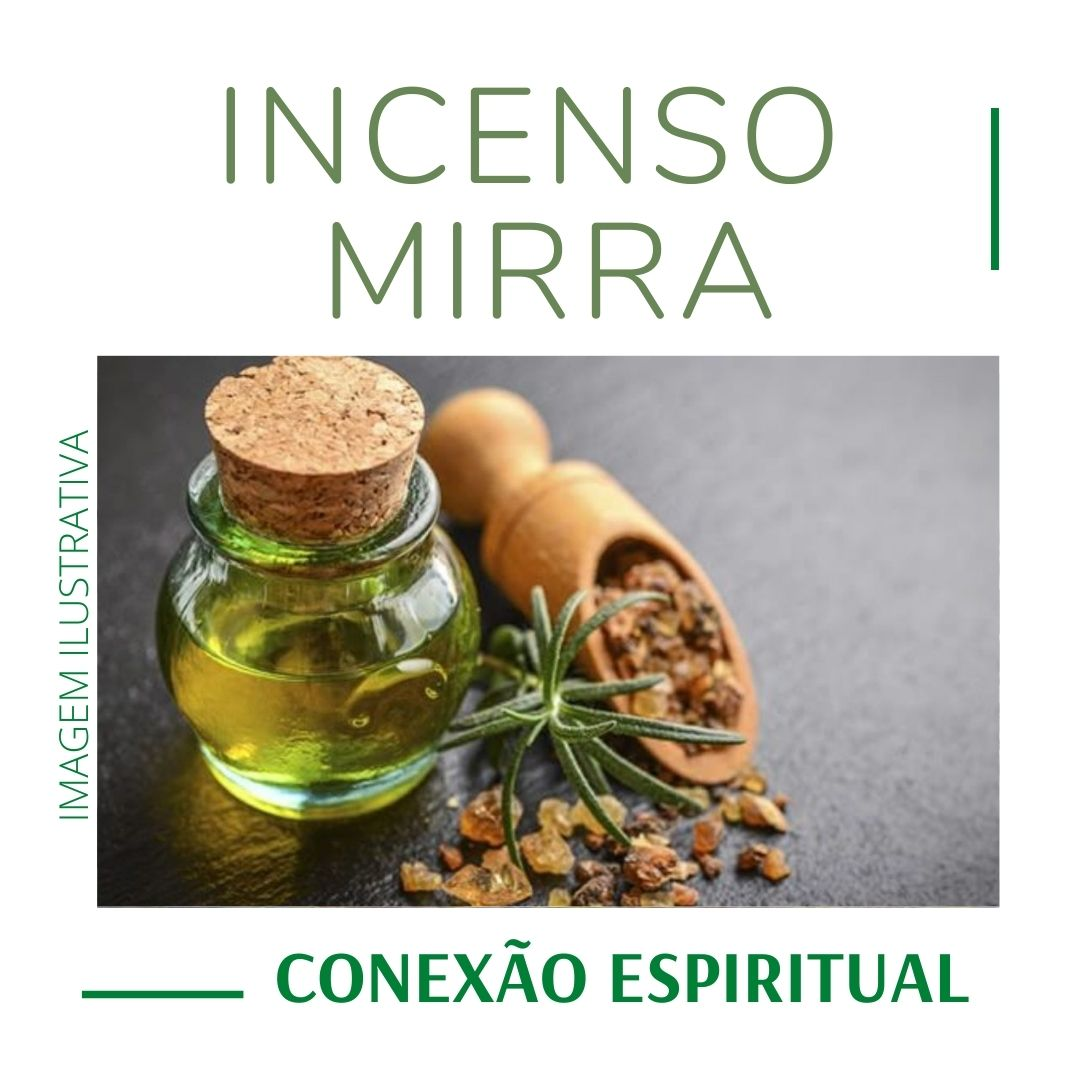 Incenso Mirra