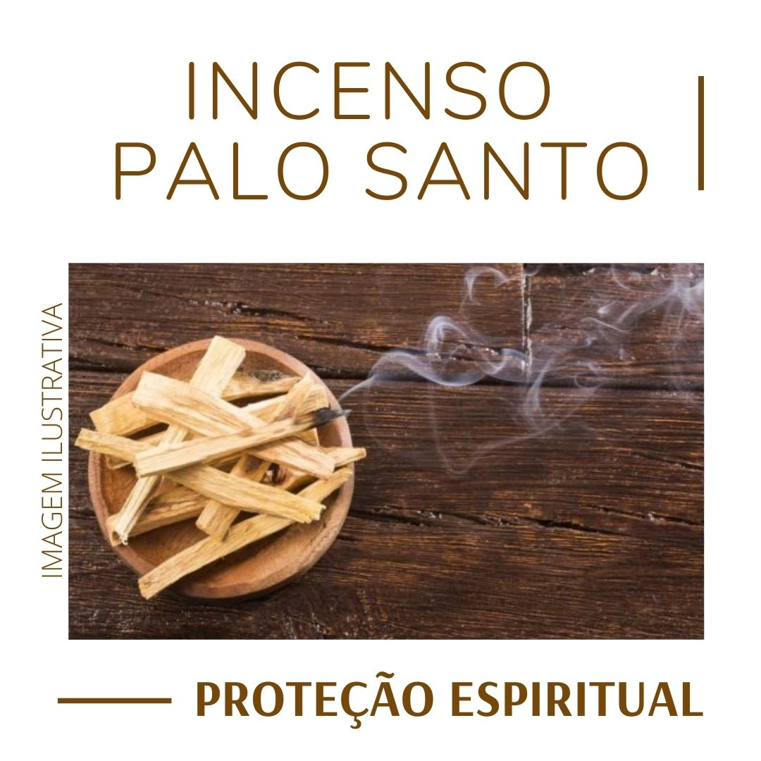 Incenso Palo Santo