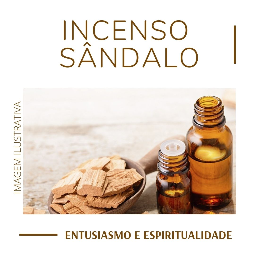 Incenso Sândalo