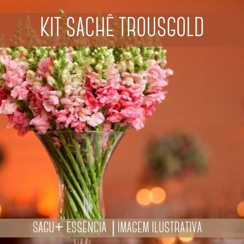 KIT SACHÊ - Sagu + Essência Trousgold
