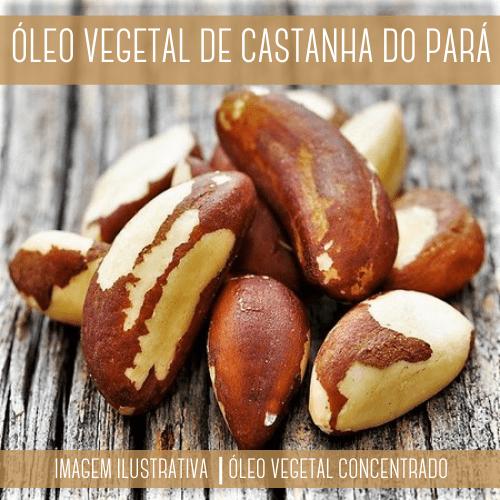 Óleo Castanha do Pará 100m