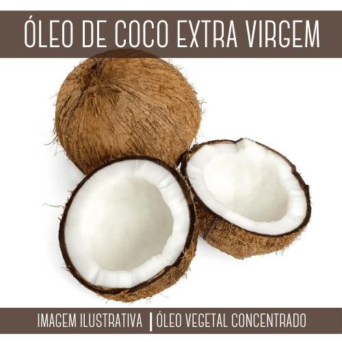 Óleo de Coco Extra Virgem 100ml