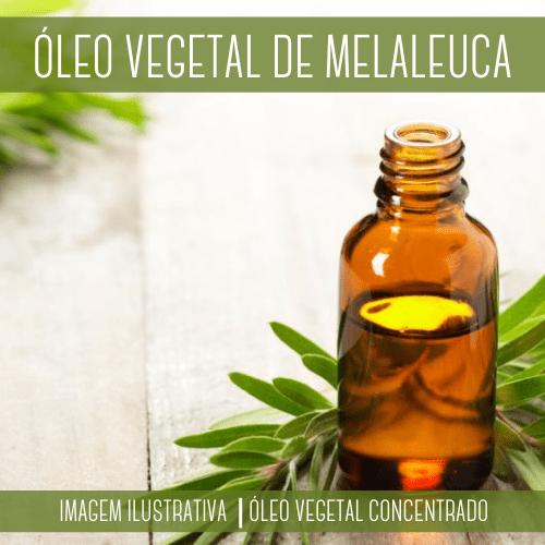 Óleo de Melaleuca 100ml