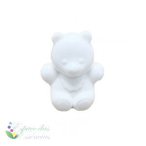 Sabonete Urso Baby Branco