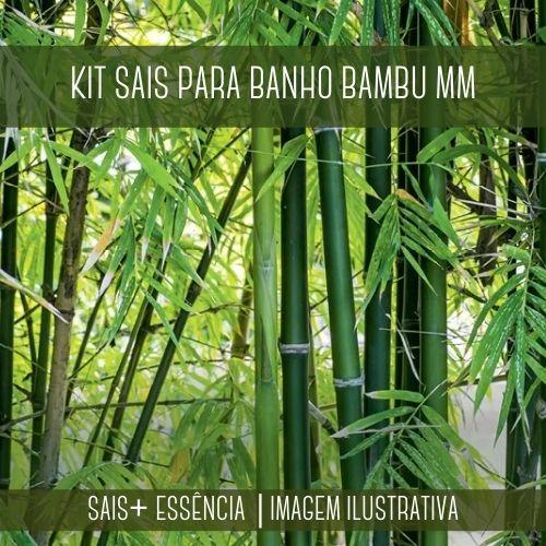 Sais para Banho Bambu MM