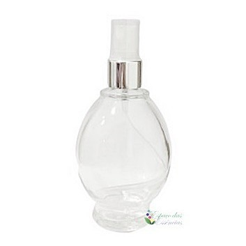 Vidro Bola 100ml Spray Luxo