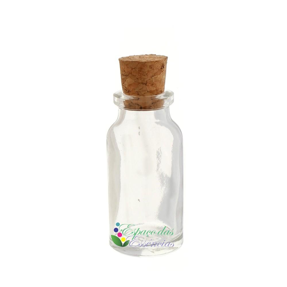 Vidro Penicilina 10ml com Rolha ( 50 unidades )