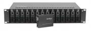 "CHASSI COM 14 SLOTS PARA RACK 19"" KX 1400 R - INTELBRAS"