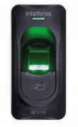 LEITOR BIOMÉTRICO COM RFID LE 311 E - INTELBRAS