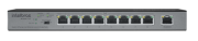SWITCH 9 PORTAS FAST ETHERNET COM 8 PORTAS POE+ SF 900 POE - INTELBRAS