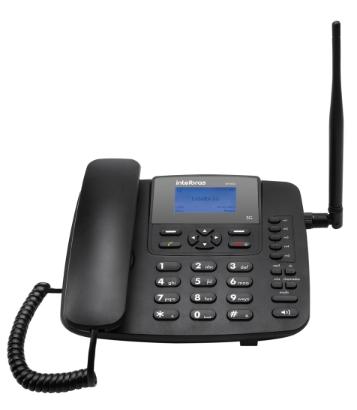 TELEFONE CELULAR DE MESA FIXO 3G CF 6031 - INTELBRAS