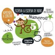 Escreva & Escreva de Novo: Números