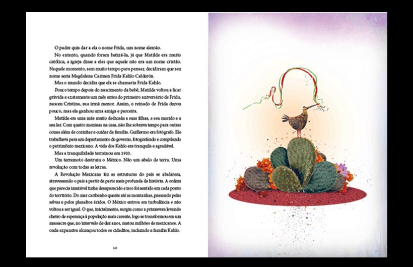 Montando Biografias - Frida Kahlo