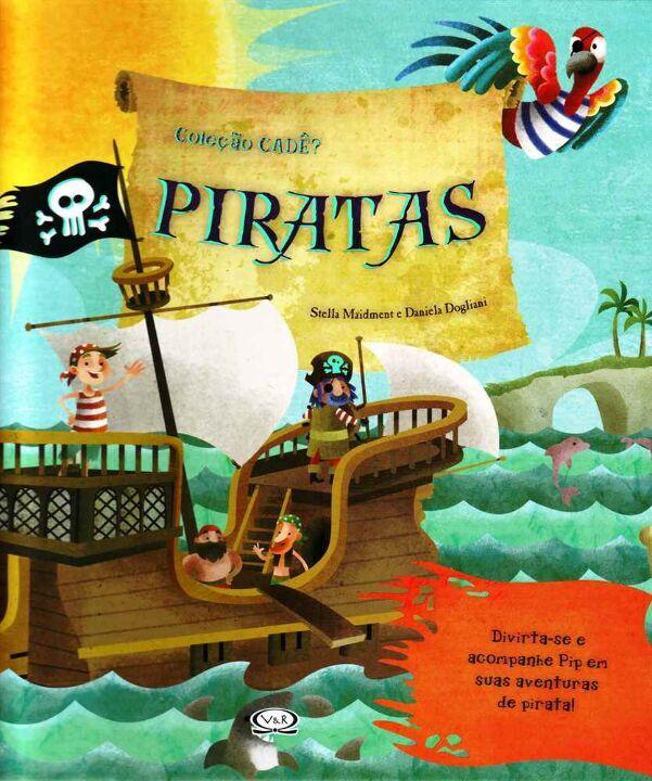 Piratas (Coleção Cadê?)