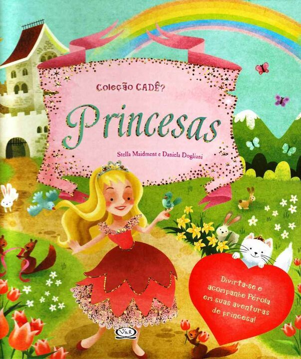 Princesas (Coleção Cadê?)