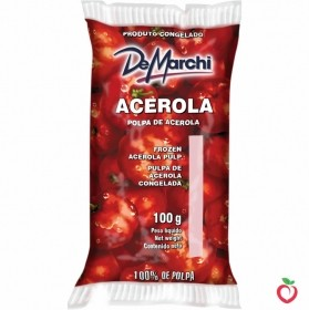 Acerola - Polpa de Fruta Congelada 100g