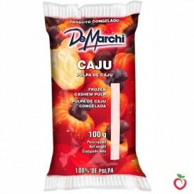 Caju - Polpa de Fruta Congelada 100g