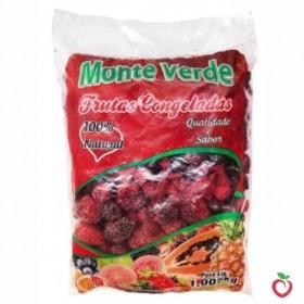 Frutas Vermelhas Congelada 1kg