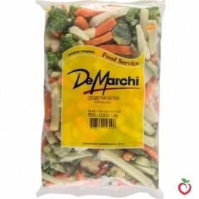 Legumes para Saltear Não Cozido Congelado 1,2kg