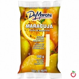 Maracujá - Polpa de Fruta Congelada 100g