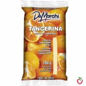 Tangerina - Polpa de Fruta Congelada 100g