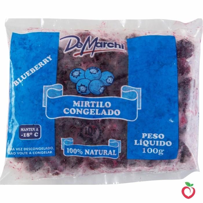 Blueberrry / Mirtilo Congelado Fracionado 100g