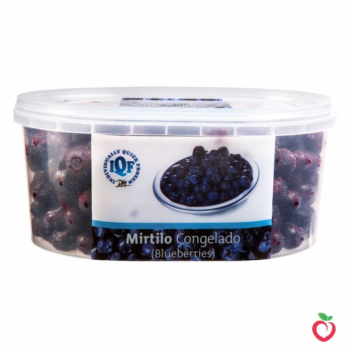 Blueberry / Mirtilo Congelado Pote 450g