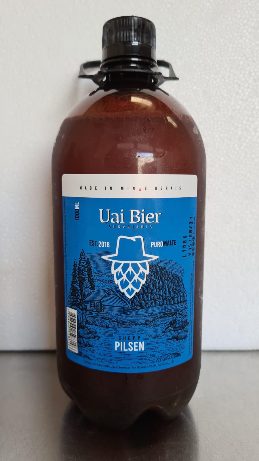 CHOPP UAI BIER - PILSEN