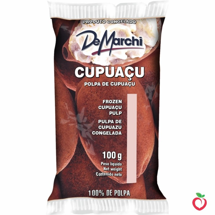 Cupuaçu - Polpa de Fruta Congelada 100g