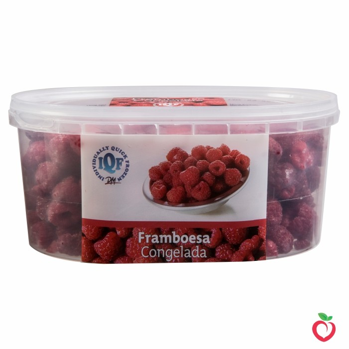 Framboesa Congelada Pote 450g