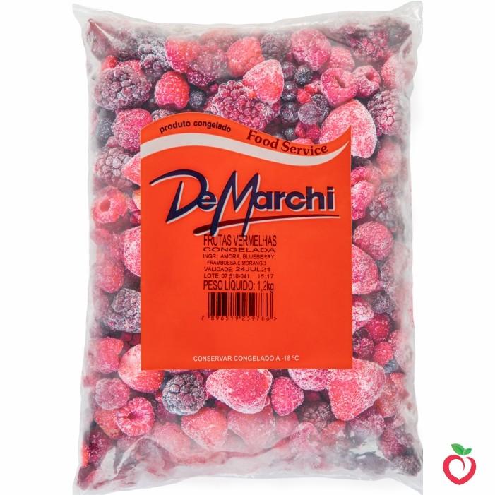 Frutas Vermelhas Congelado 1,2kg