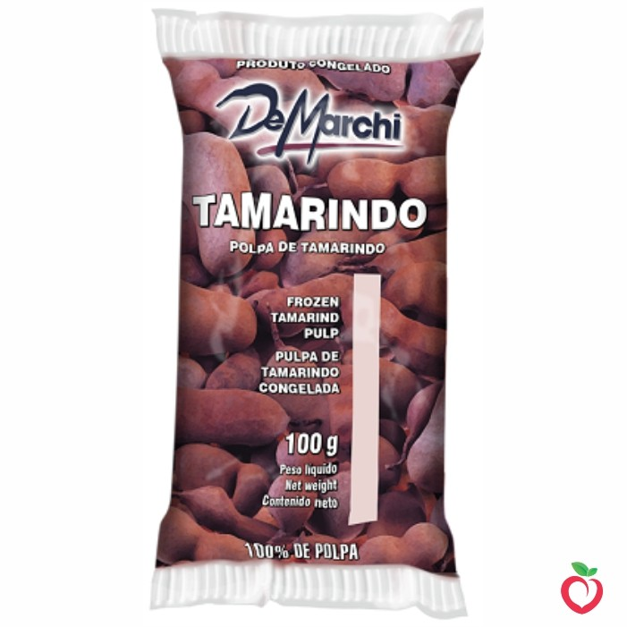 Tamarindo - Polpa de Fruta Congelada 100g