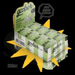 Paçoca Goober Lev Zero Açúcar - Display com 24 unidades