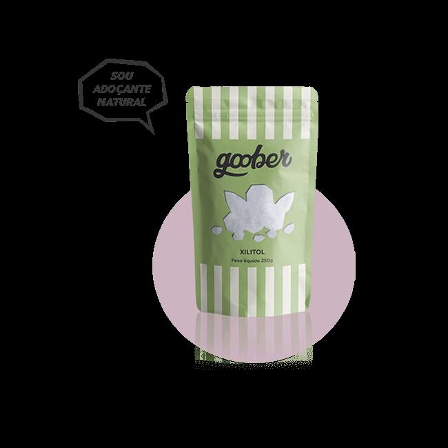Xilitol - Sachê 250 g