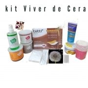 kit Viver de Cera