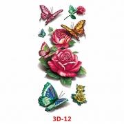 Tatuagem adesiva 3D-12