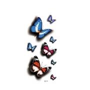 Tatuagem Adesiva 3D-19