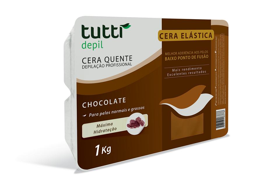 Cera de Chocolate Método Espanhol