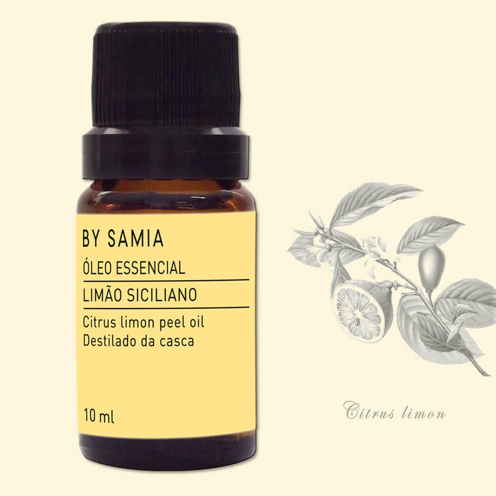 Óleo Essencial Limão Siciliano- 10ml