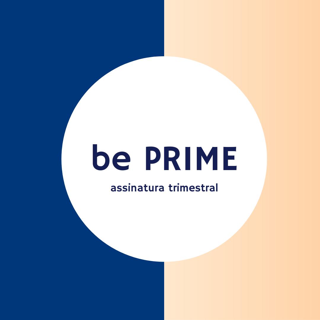 Be Prime - PLANO TRIMESTRAL