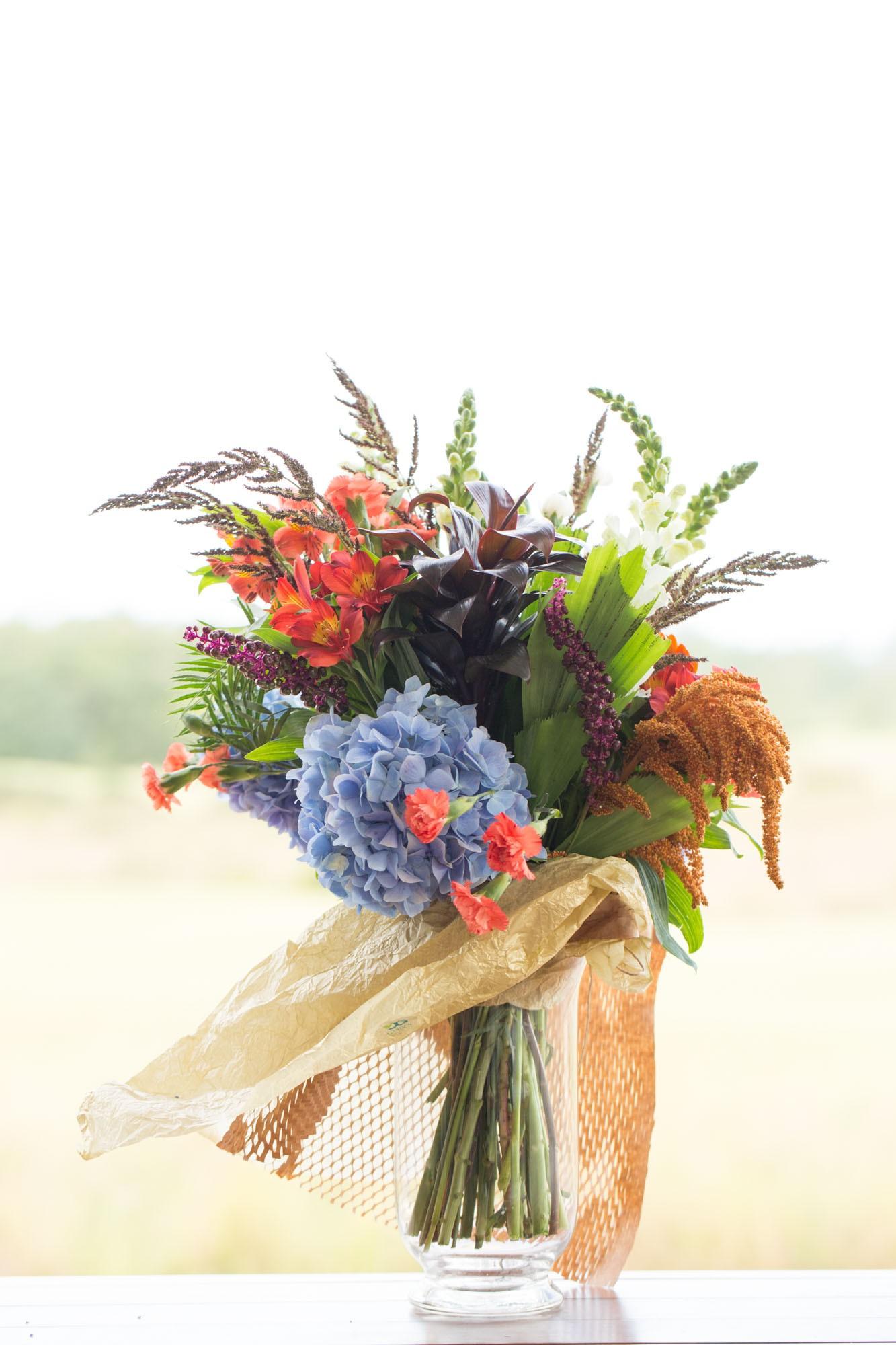 Bouquet Contemporâneo