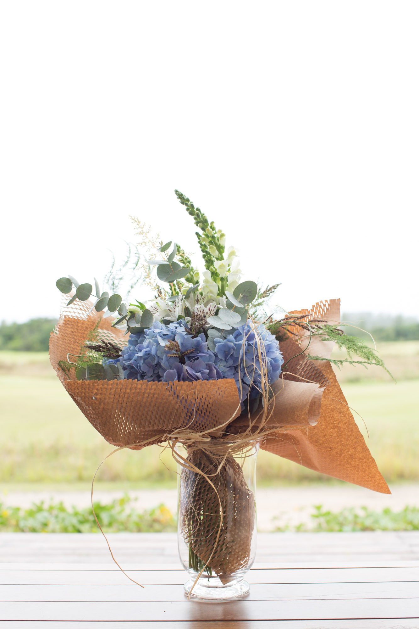 Bouquet de Hortência