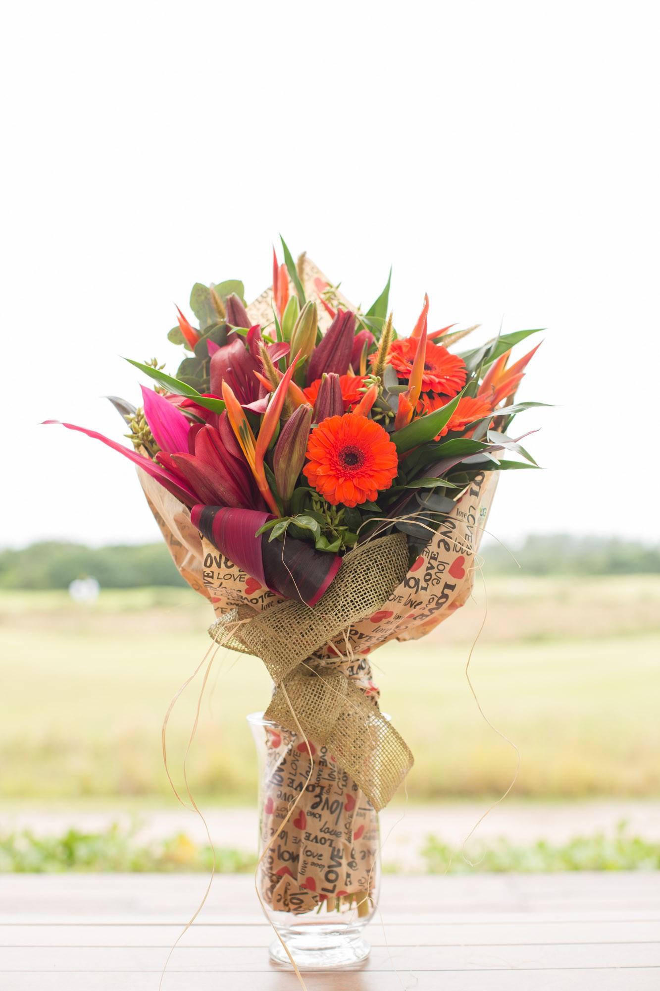Bouquet Tropicália