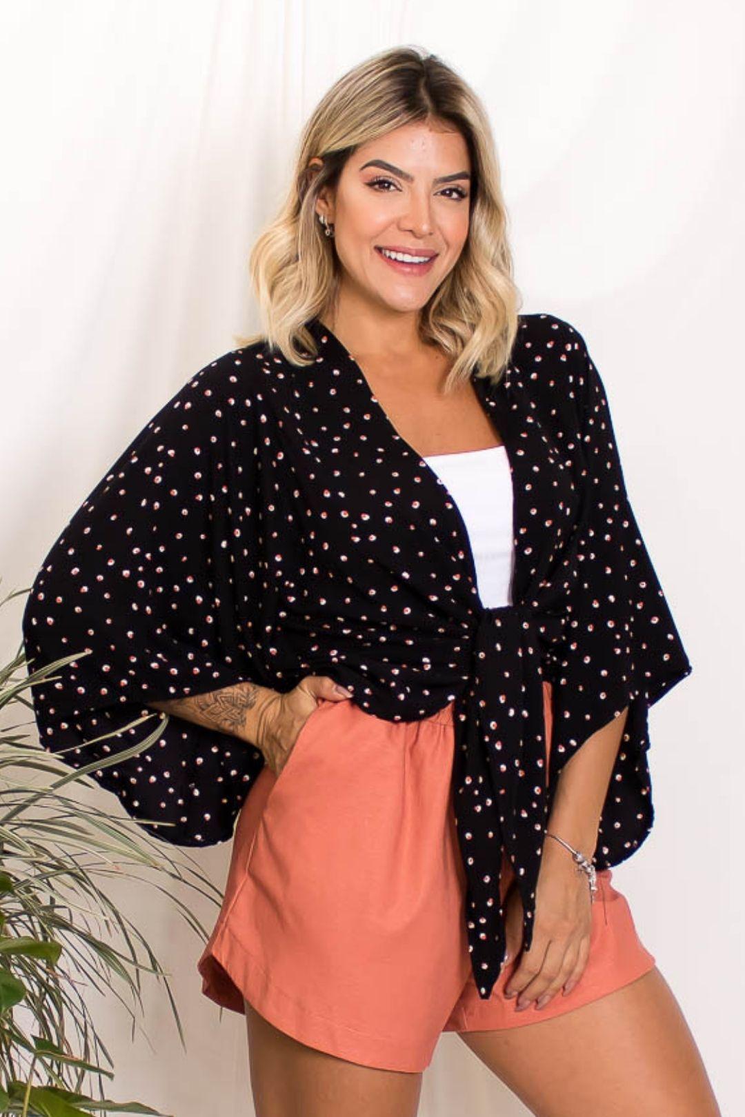 Kimono Amarração