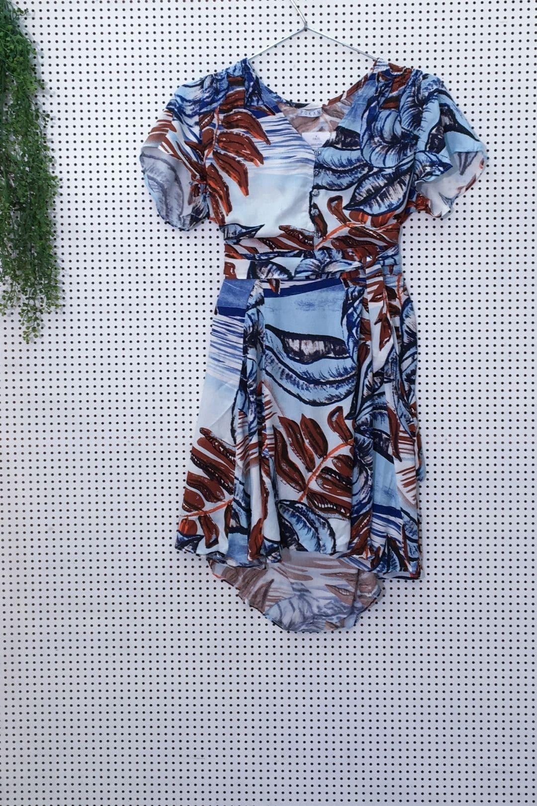 Vestido Midi Lastex e Amarração