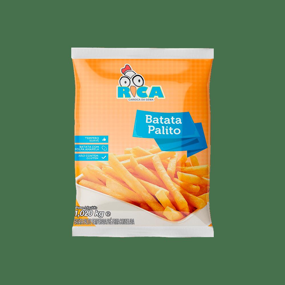 Batata Palito Rica - 1,020kg