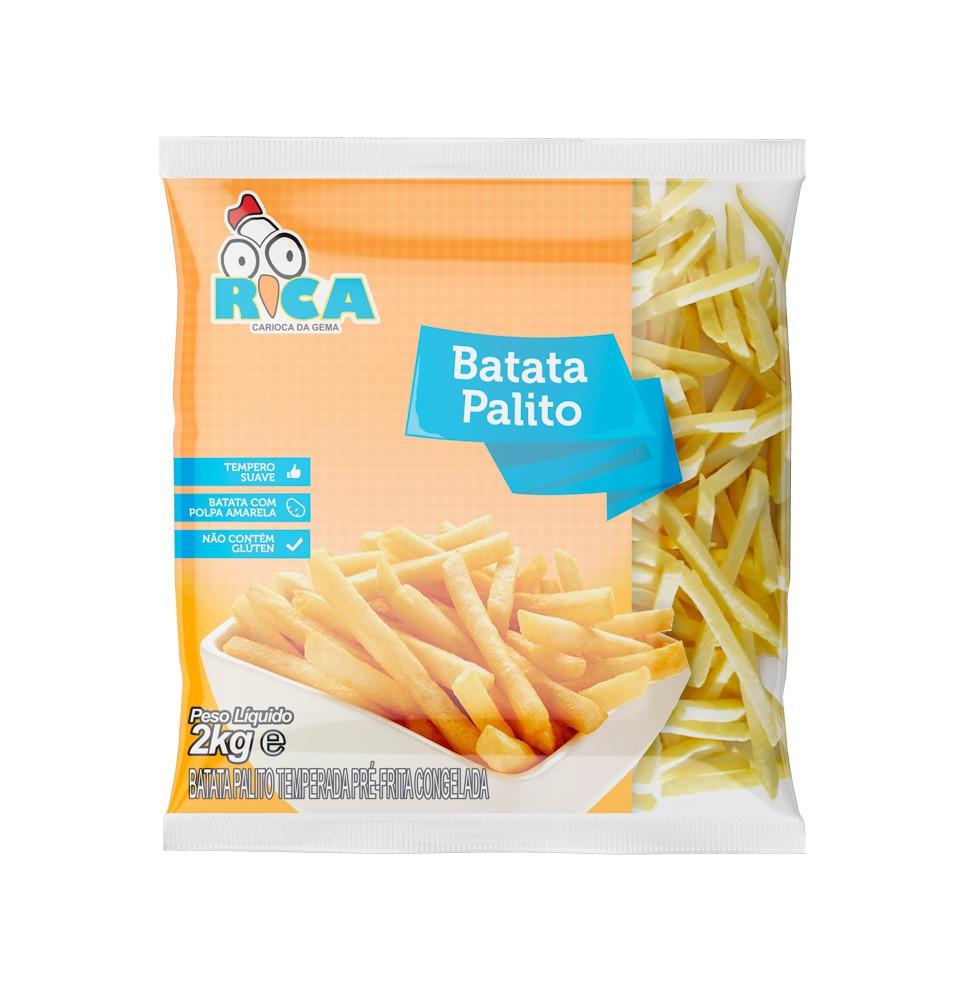Batata Palito Rica - 2kg