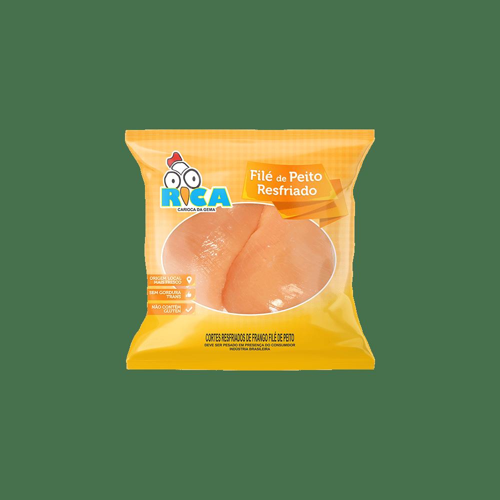 Filé de Peito de Frango Resfriado Rica