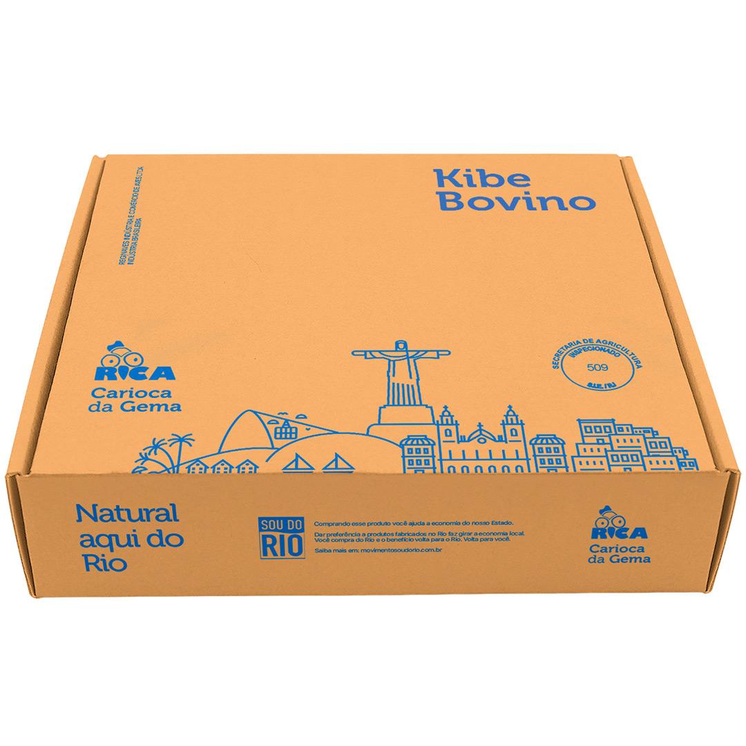 Kibe Congelado Rica - 3kg
